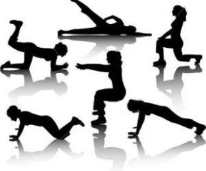 Distanční sportovky-druhý týden